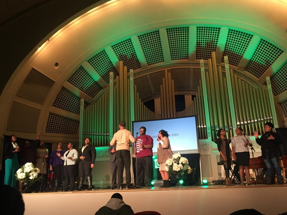 EMU MLK Gospel Fest