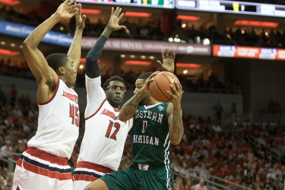 'You can only play defense for so long': Eagles struggle against Louisville