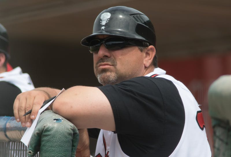 Kyle's father, Ken Huckaby, is currently the manger of Single A minor league team the Lansing Lugnuts.