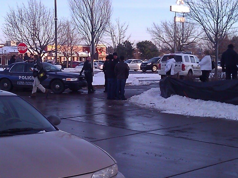Bomb threat at Arborland Starbucks