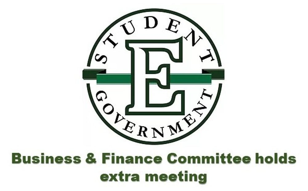 Business and Finance Committee holds extra meeting to correct miscommunication error