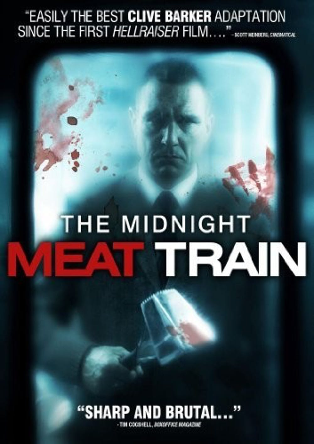 Grindhouse Review: 'The Midnight Meat Train'