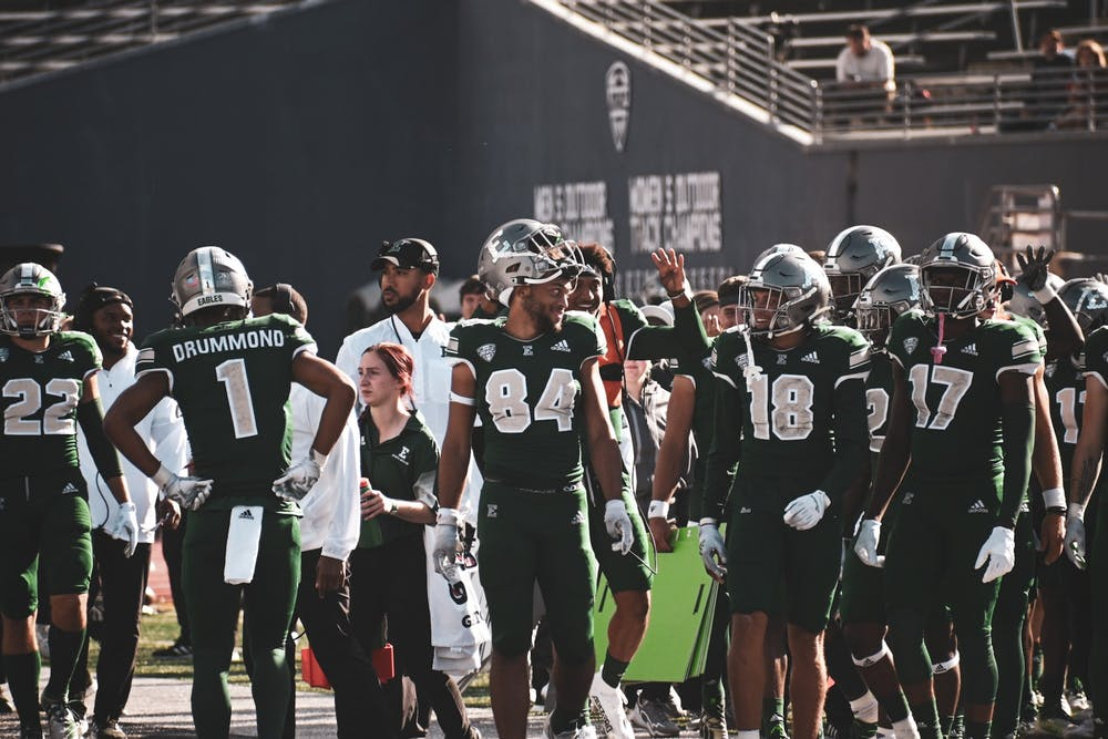 Eastern Michigan makes history in defeating Texas State 59-21