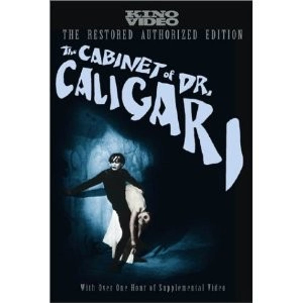 Grindhouse Review: 'The Cabinet of Dr. Caligari'