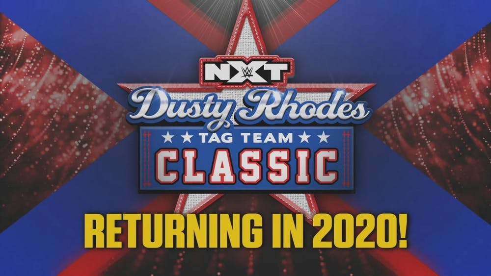 Review: WWE NXT - Dusty Classic and Fatal 4-Way