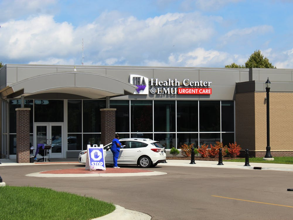EMU IHA Health Center