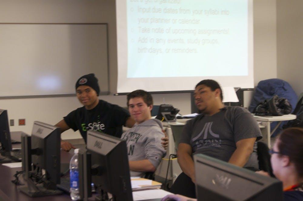 Holman Success Center Hosts Second Workshop in Winter Series