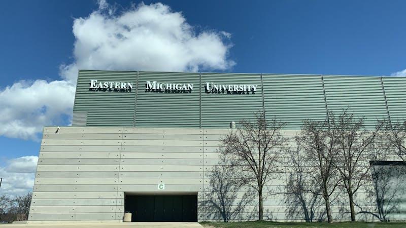 Eastern Michigan's Convocation Center