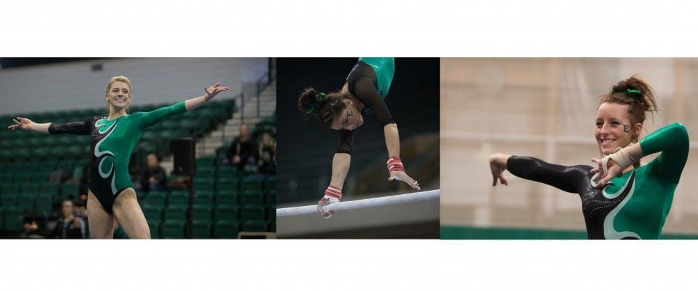 Gymnasts make MAC all-conference teams