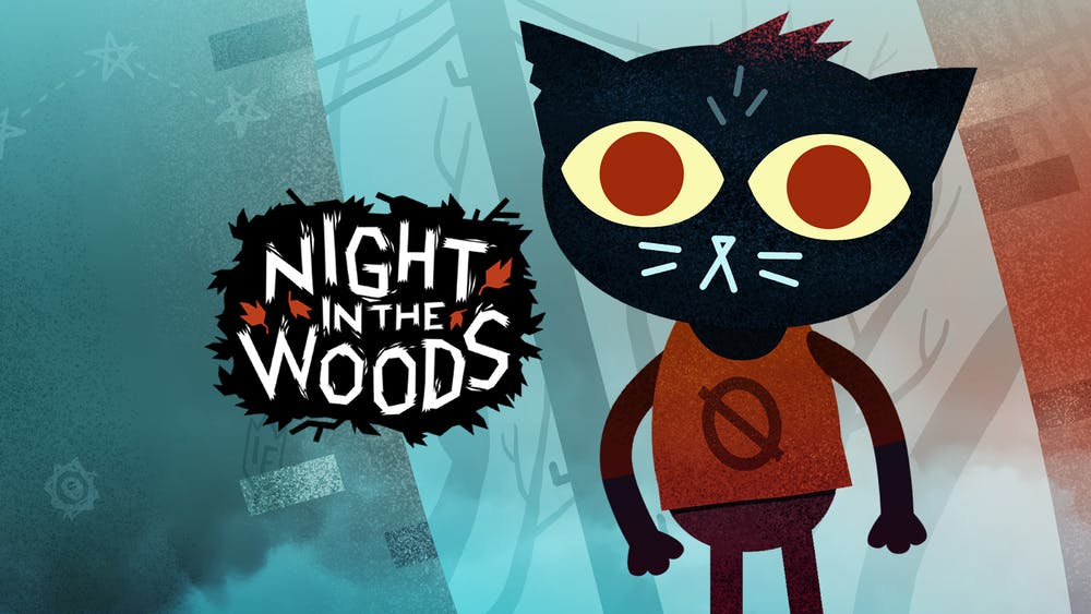 Review: Night in the Woods is the perfect game to play leading up in to the fall season
