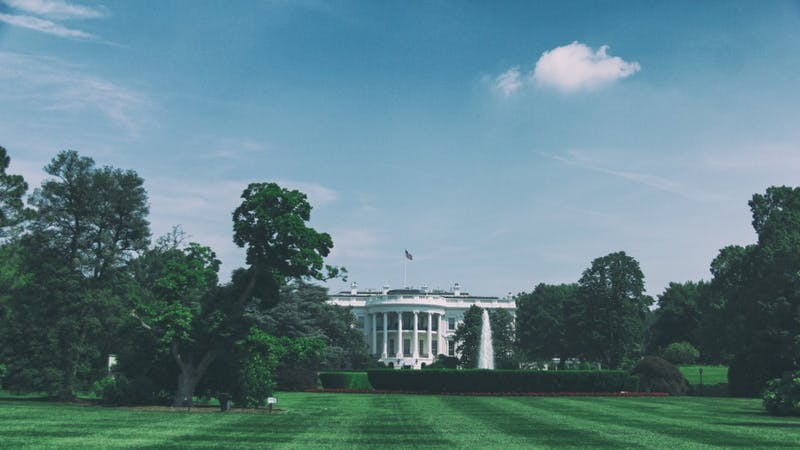 """""""Capitol Hill, U.S.A."""" Photo by Srikanta H. U on Unsplash."""