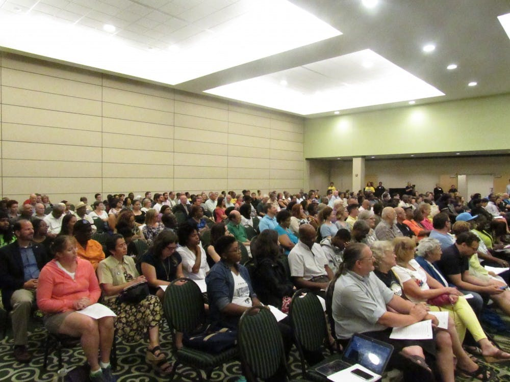 Ypsilanti town hall discusses police brutality during July 21 meeting