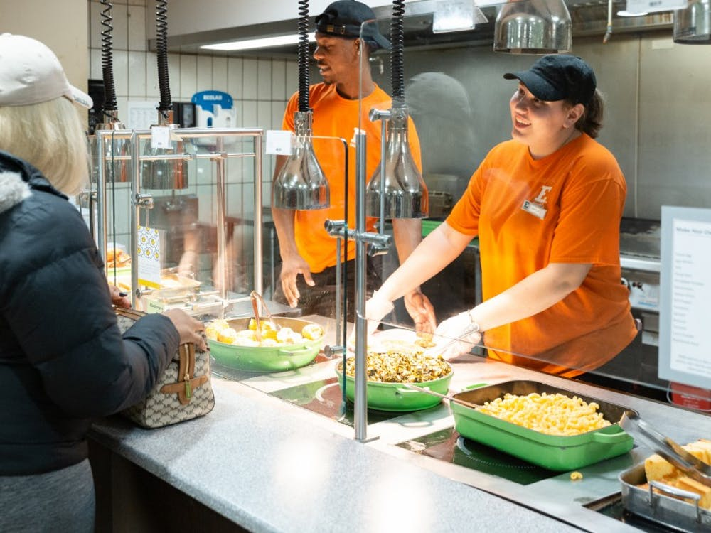 "Student employees at The Commons served their fellow peers ""Soul"" cuisine, an expression thought to have originated in the mid 1960's when some used the word ""soul"" to describe African Americans."