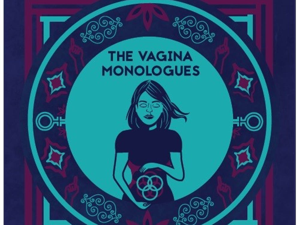 The Vagina Monologues Flier