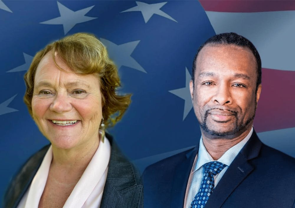 Ypsi Votes: Michael White and Karen Lovejoy Roe's differing priorities in Board of Commissioners race