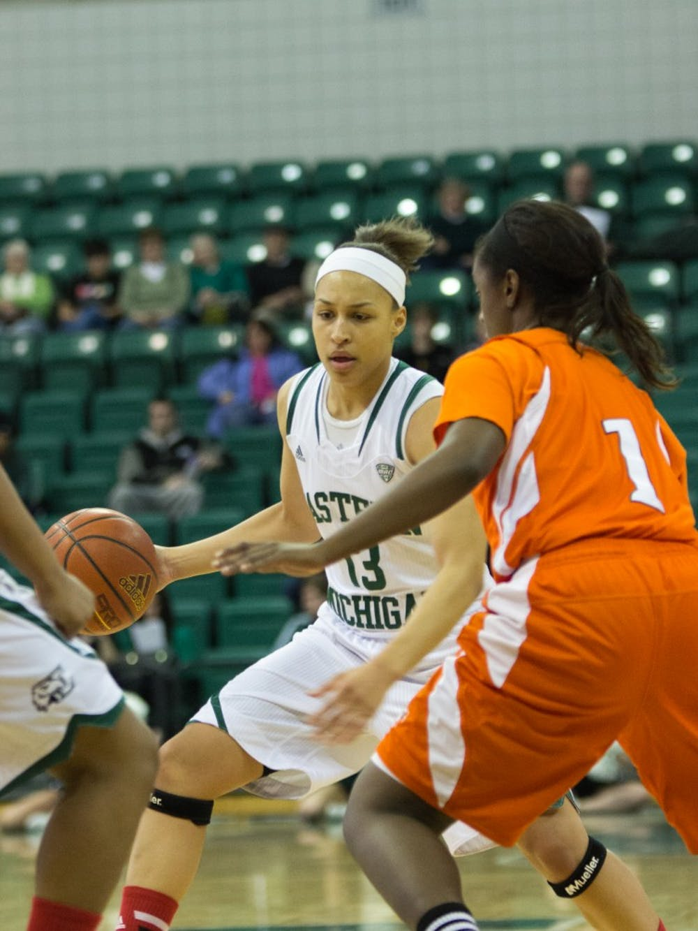 EMU women rally to defeat Ball State