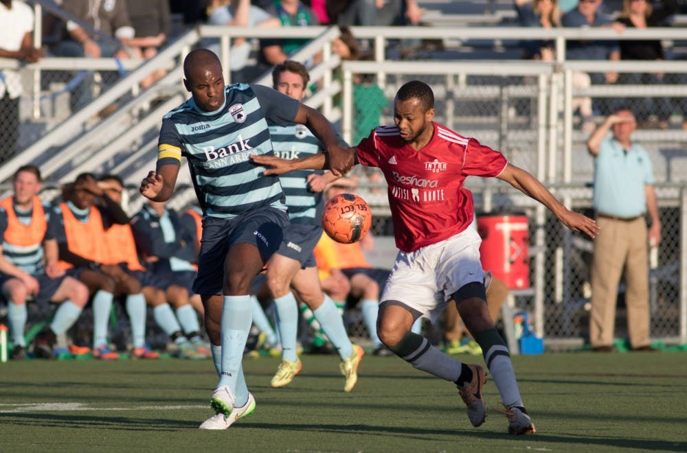 Excited atmosphere in inaugural match for AFC Ann Arbor