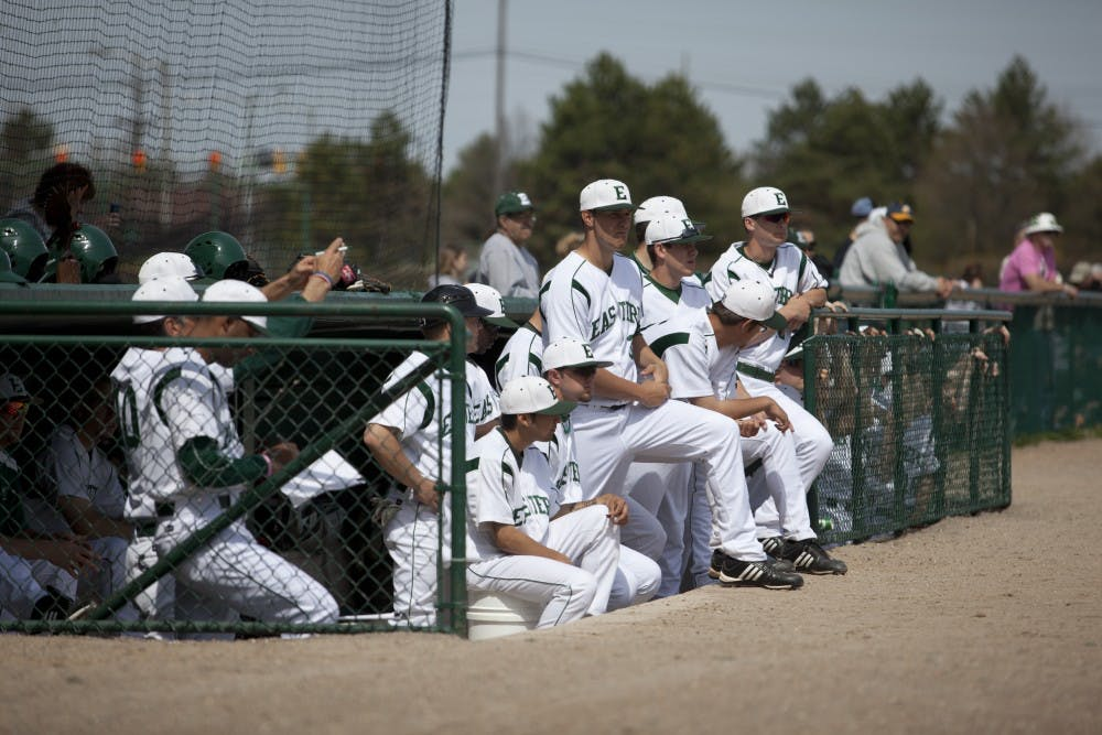 EMU's patient at bats fuels win over Wayne State