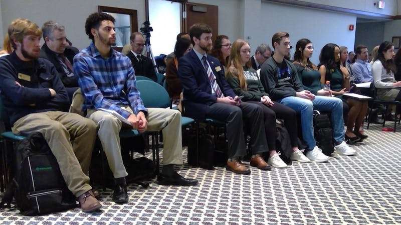 Student Government at the Board of Regents