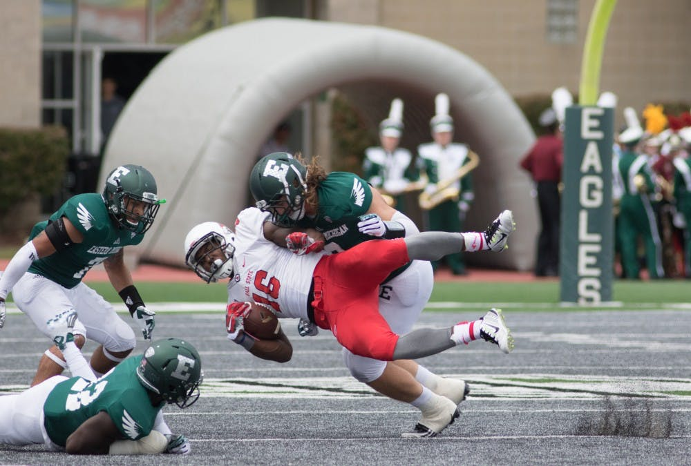 Grading EMU's Week 3 Performance vs. Ball State