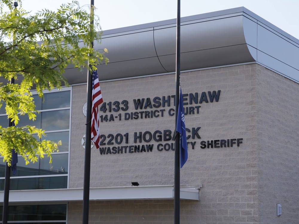 Washtenaw County Sheriff Office