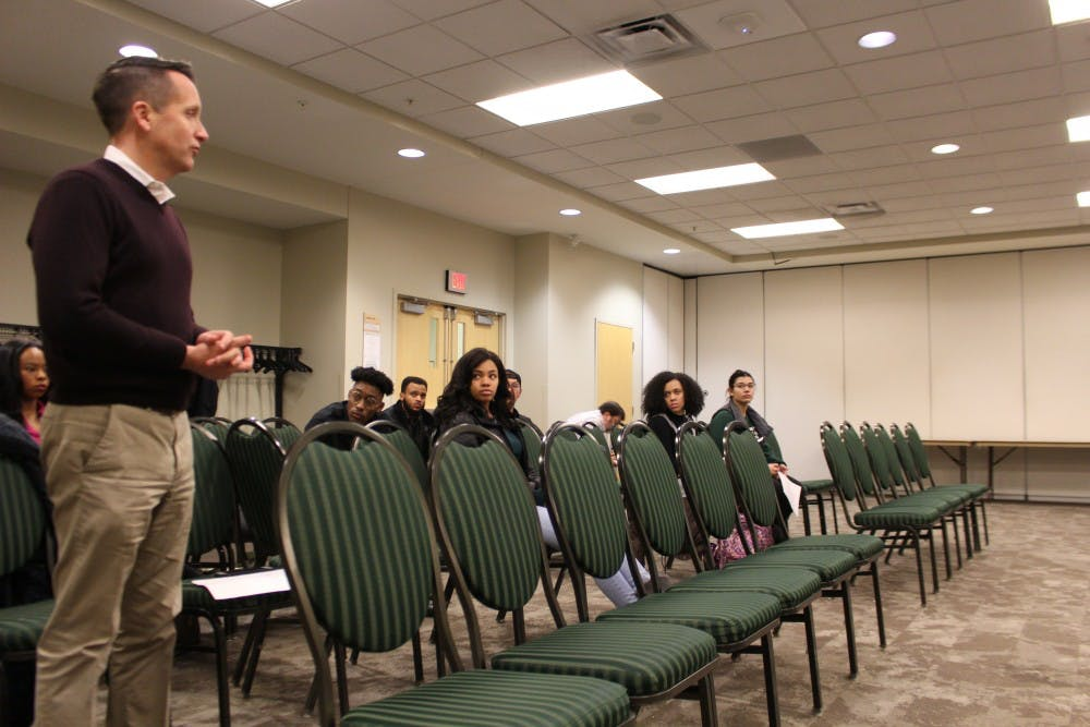 Student Senate Discusses Parking, Free Speech Walls