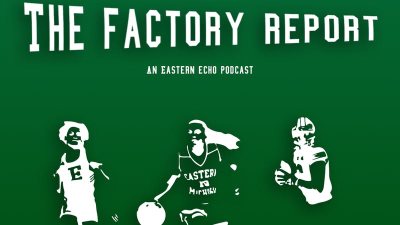 The Factory Report Logo Winter 2020