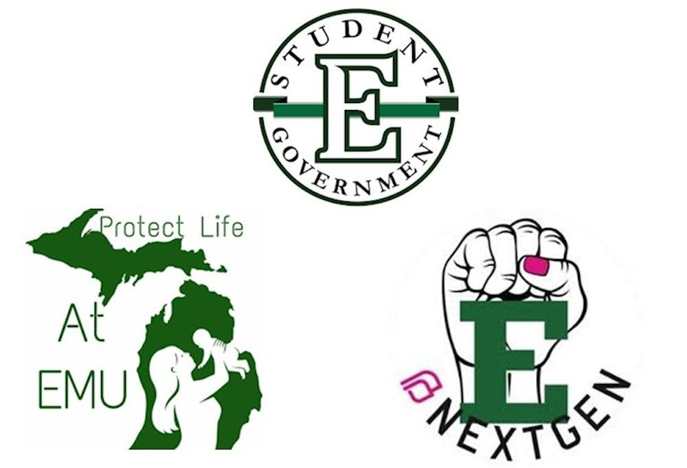 Inequality of free speech on campus becomes concern for EMU Student Government
