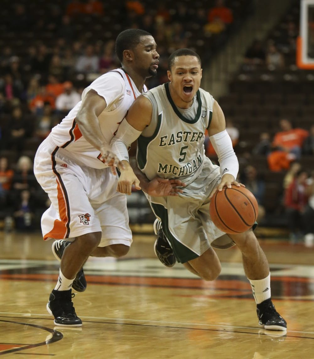 Eagles drop close game to BGSU Falcons