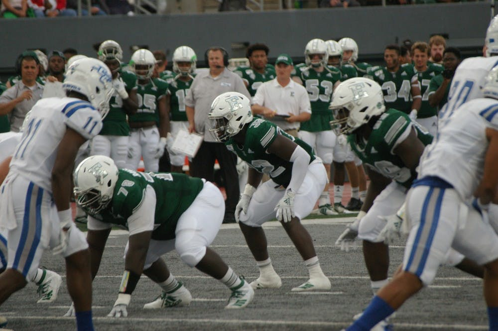 Myrick and EMU defense prepare for the road ahead