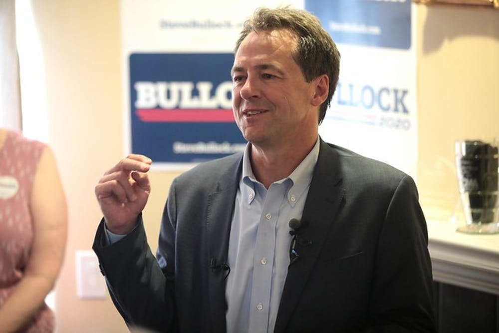 Opinion: Steve Bullock has an important role in the Democratic primary