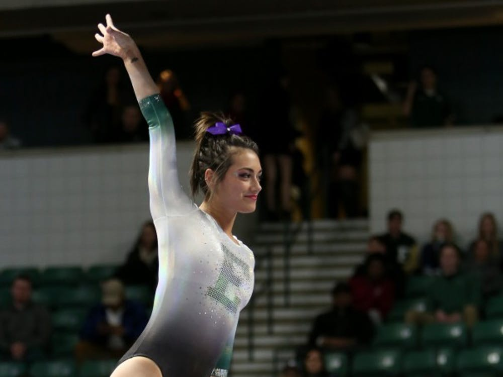 EMU gymnastics
