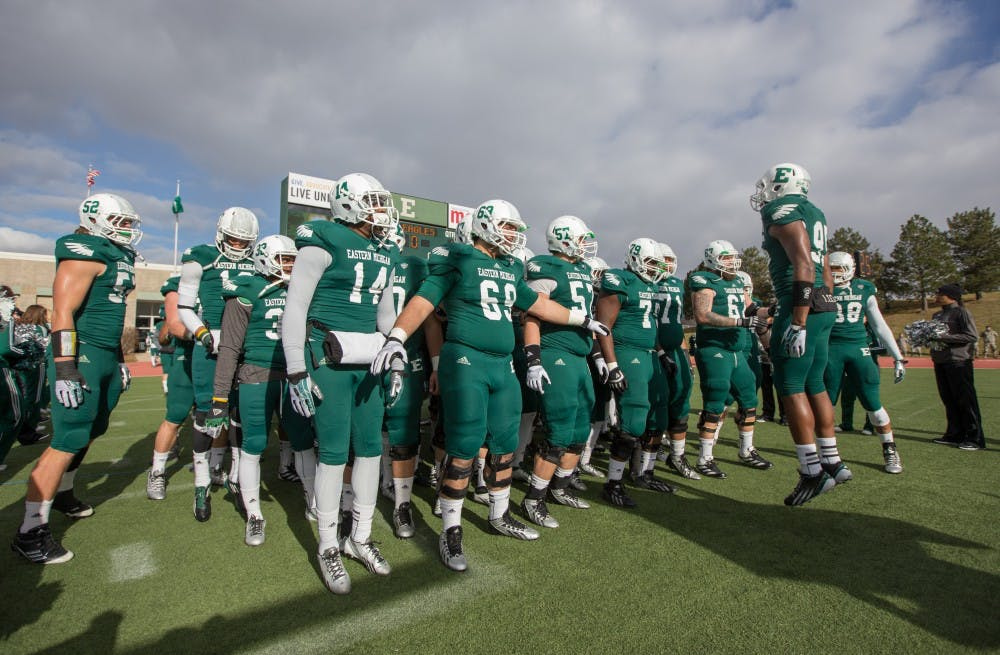 EMU Football adds 3 non-conference games to schedule