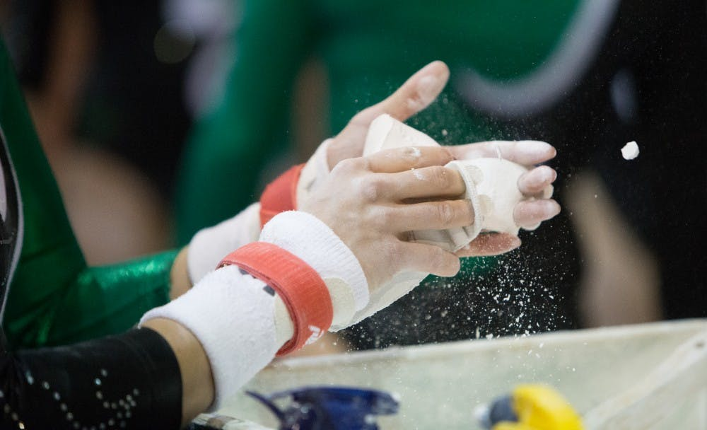 EMU gymnastics to compete in exhibition meet