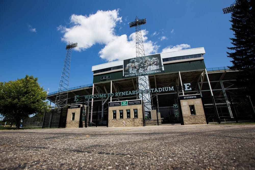 Behind the Numbers: EMU football's trip to Baton Rouge