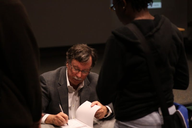 Author John Gallagher