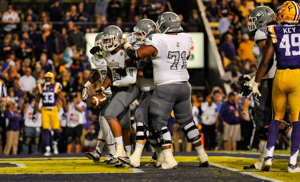 Five things moving forward from EMU's loss to LSU