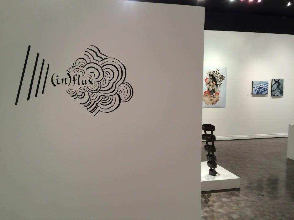 Ford Gallery hosts senior capstone exhibition