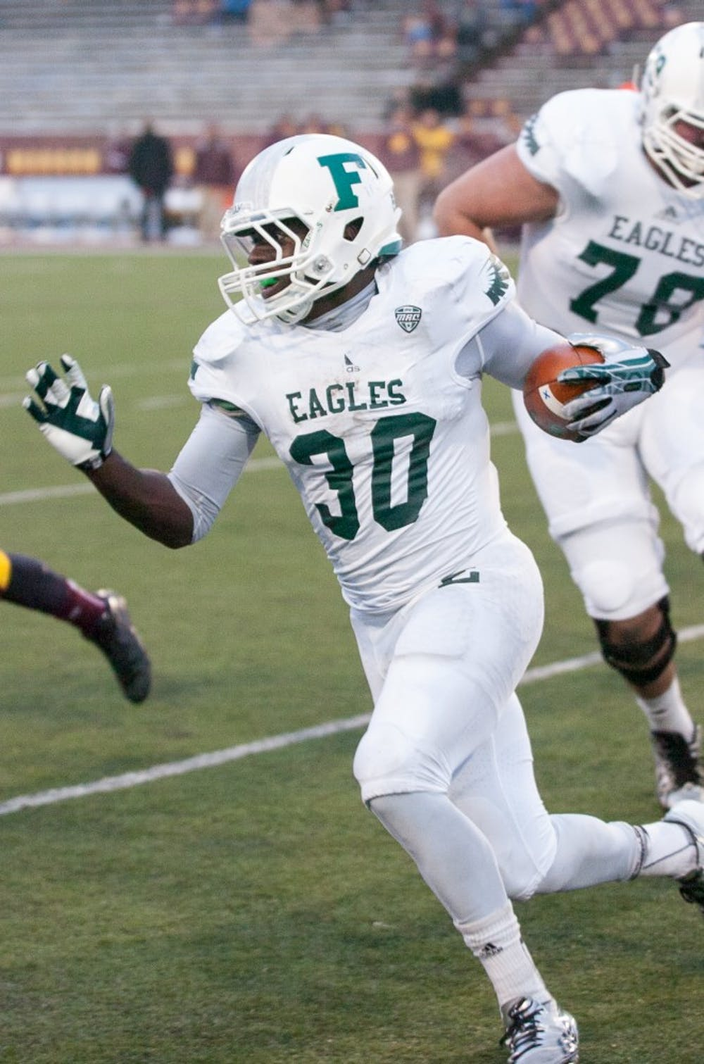 EMU blown out by Central Michigan, 42-10