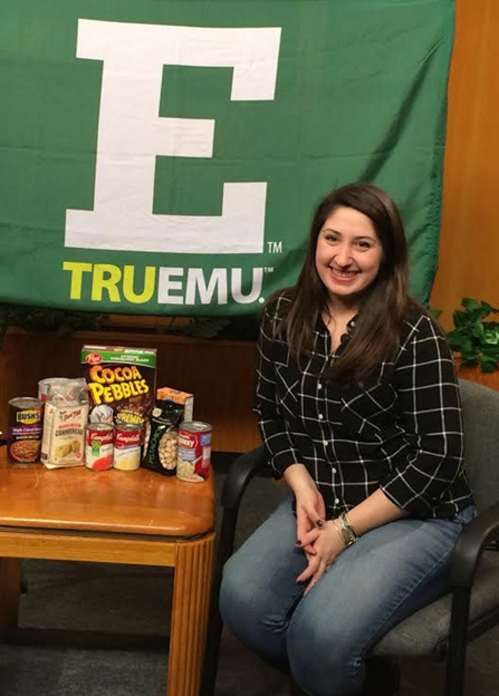 Q & A with Swoop's Student Food Pantry's Haley Moraniec
