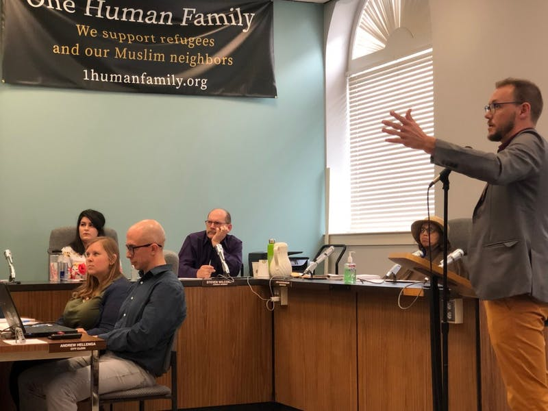 Zach Fosler, executive director and CEO of the Ypsilanti Housing Commission, speaks on affordable housing in Ypsilanti and options the city is exploring.