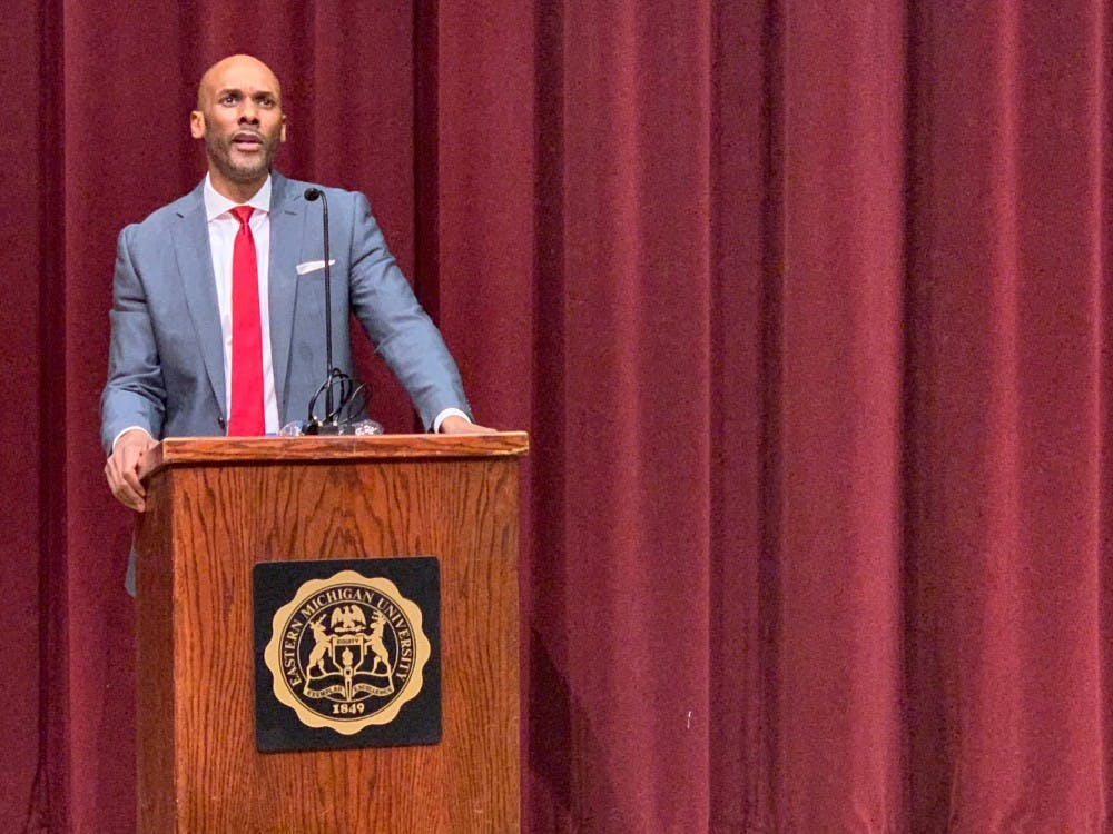 The highlight of EMU's MLK Day celebrations as Keith Boykin addresses the Eastern Michigan community, honoring Dr. King
