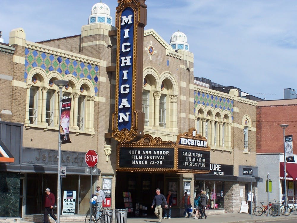 The Ann Arbor Film Festival had its 48th opening at the Michigan Theater on Tuesday night. Events included catered food and drinks.