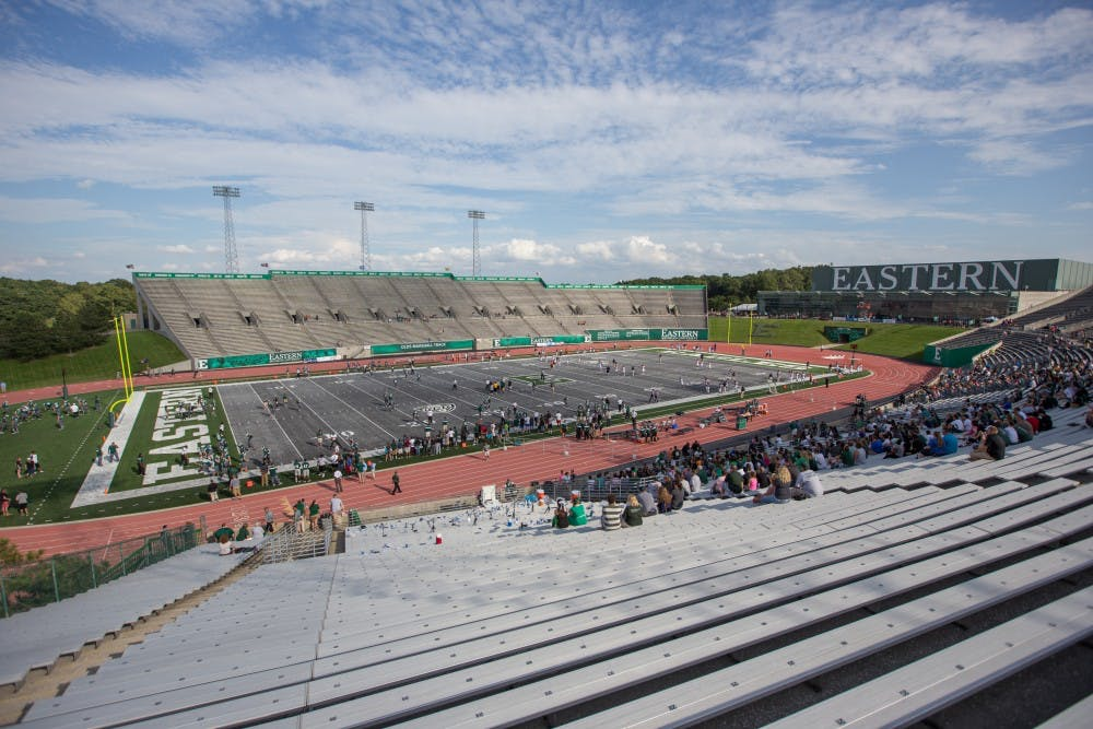 Rynearson Stadium finishes second in USA Today fan poll