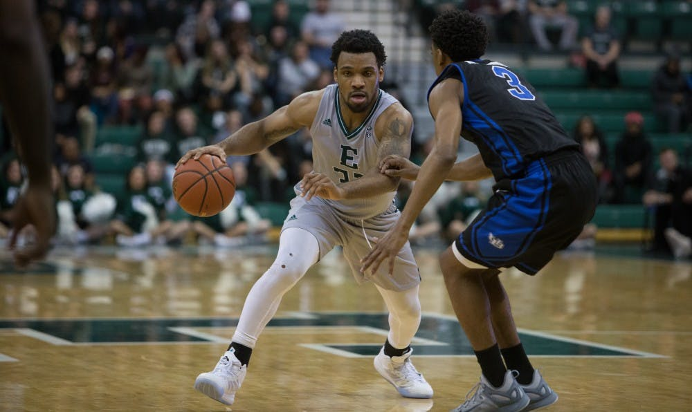 Defense stifles Buffalo in EMU win