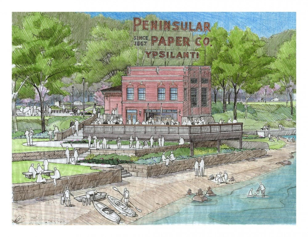 Ypsilanti correctly decides to remove Peninsular Park Dam