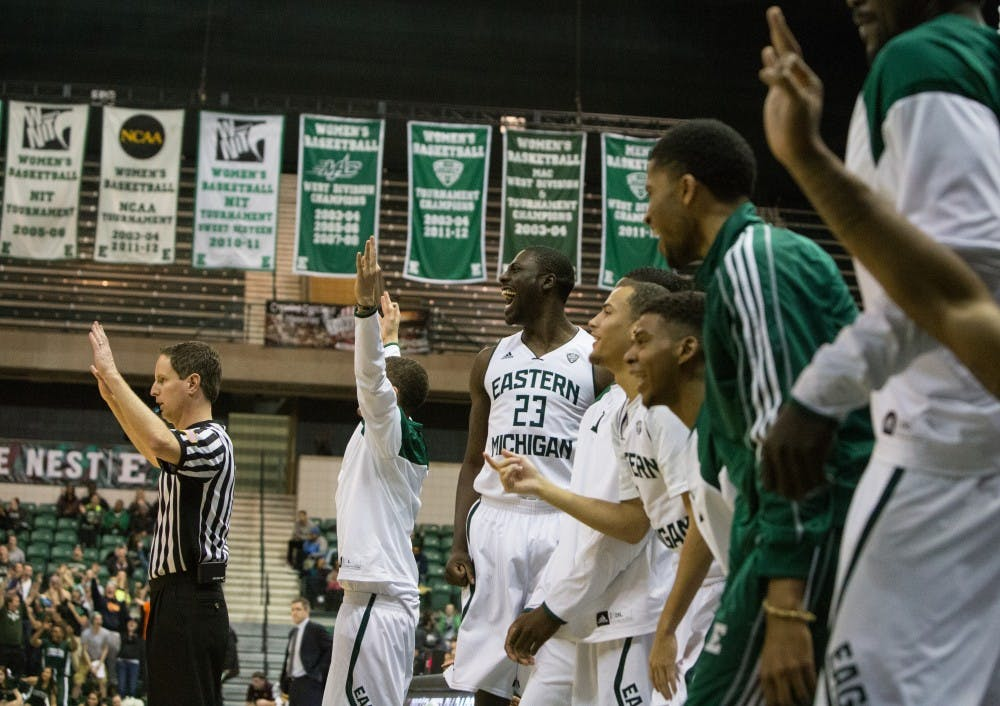 Eastern Michigan Releases Non-Conference Basketball Schedule