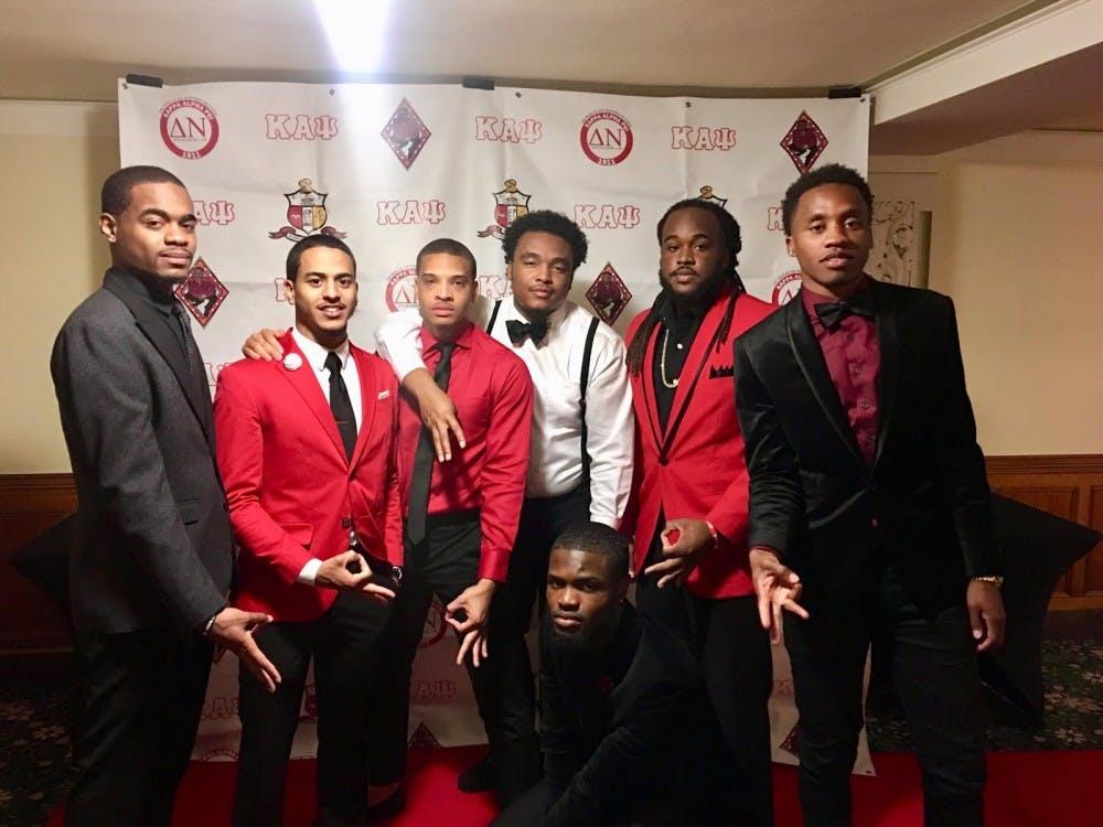 Kappa Alpha Psi Fraternity Hosts Black Out Black Tie Event