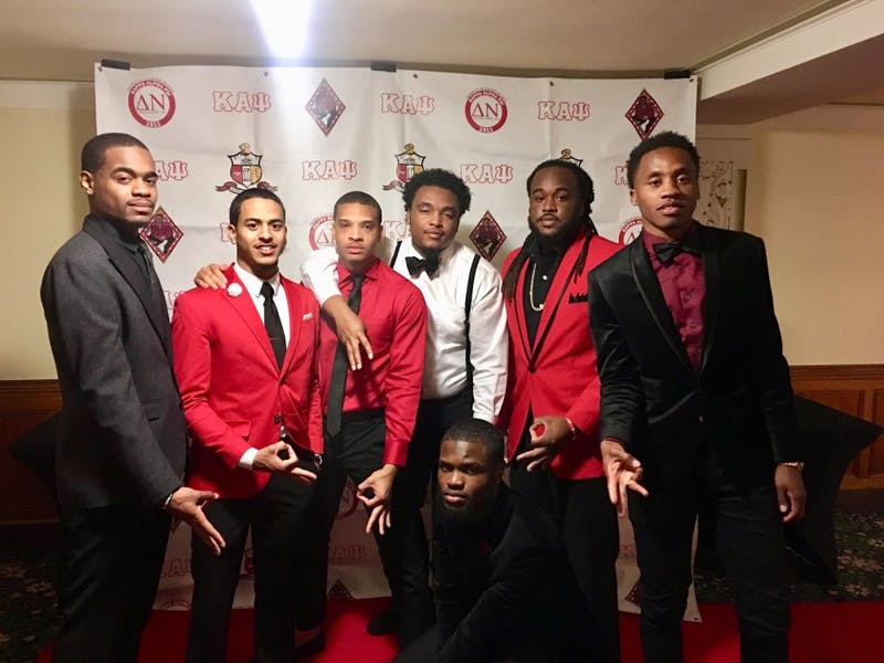 Kappa Alpha Psi Fraternity Hosts Black Out Black Tie Event