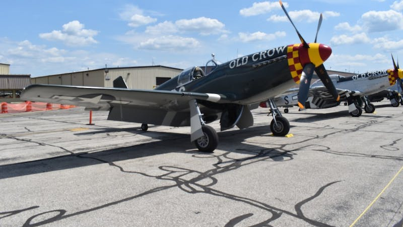 Thunder Over Michigan Air Show